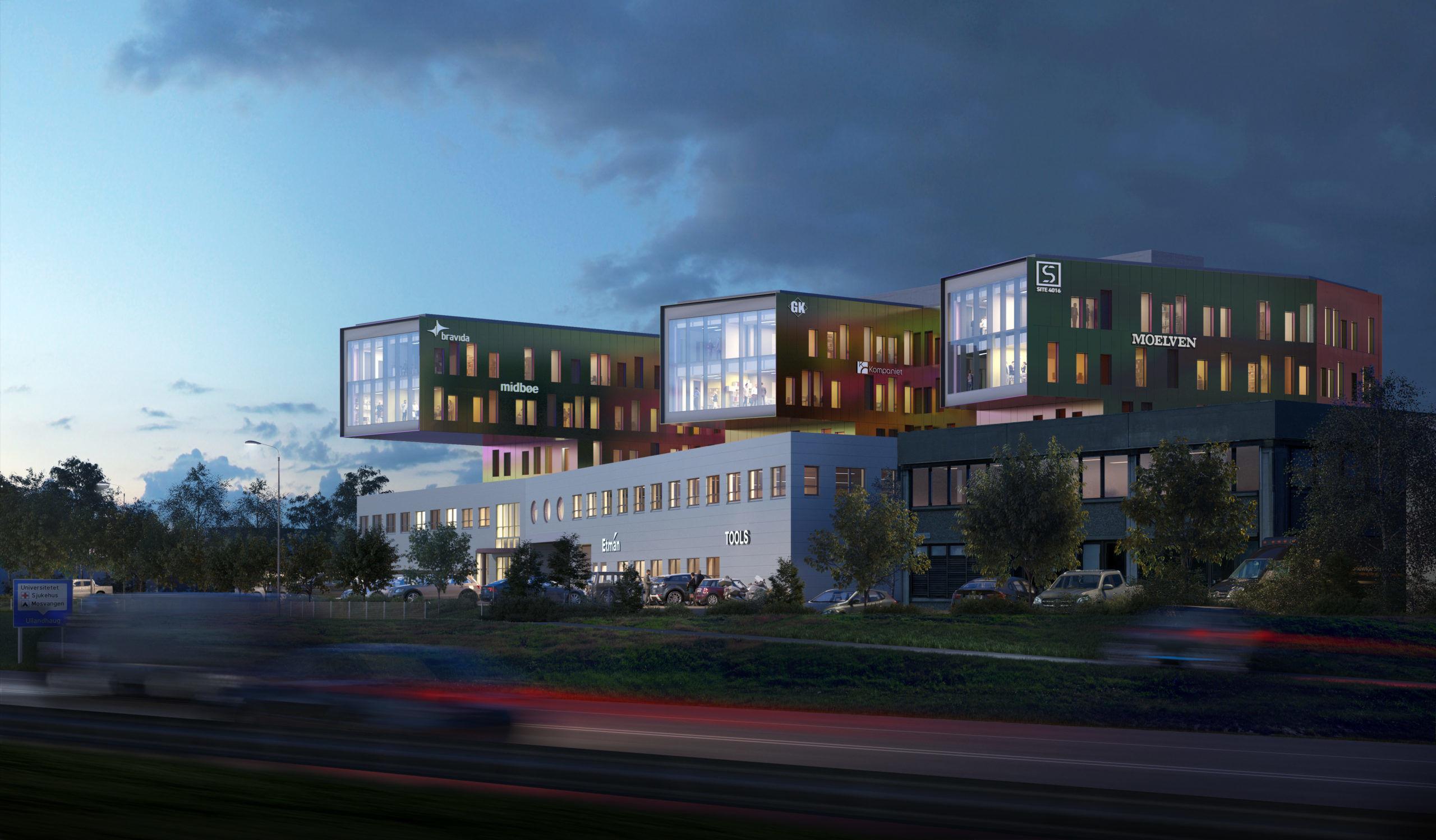 Site 4016: ARK - New development - Smedvig